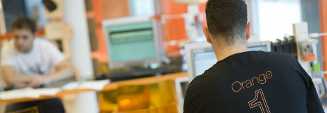 Orange s'engage à vos côtés pour votre business et accompagne vos besoins